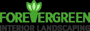 forever green interior landscaping logo