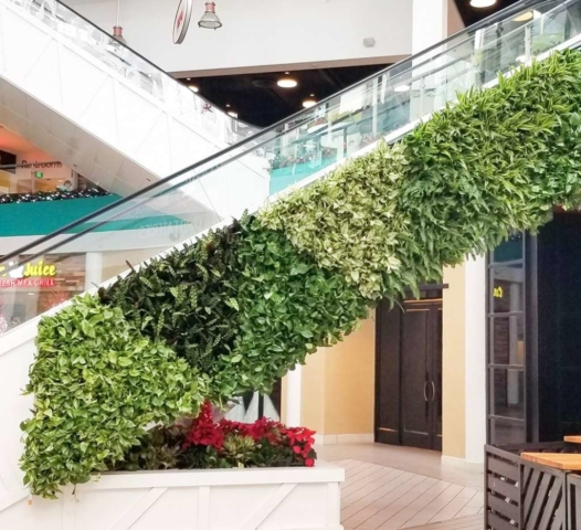 escalator plant design