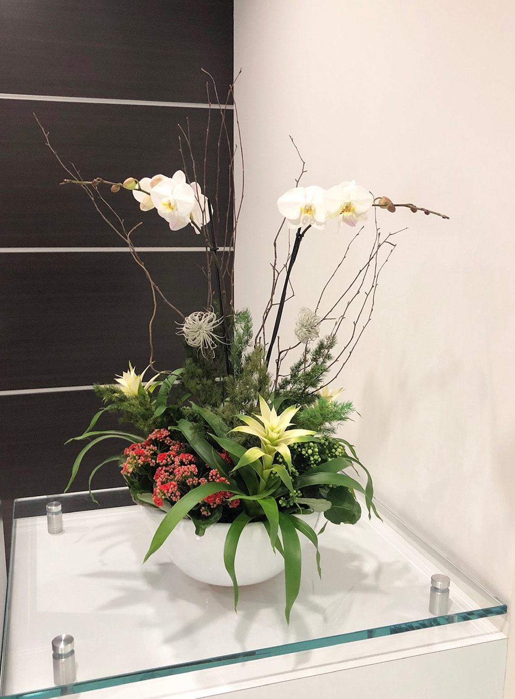 plant arrangement services
